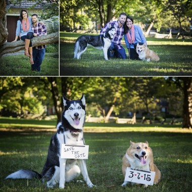 Engagement Portraits Louisville KY